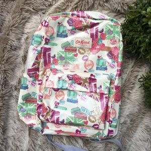 Cath Kidston Girls Backpack Water Resistant Travel